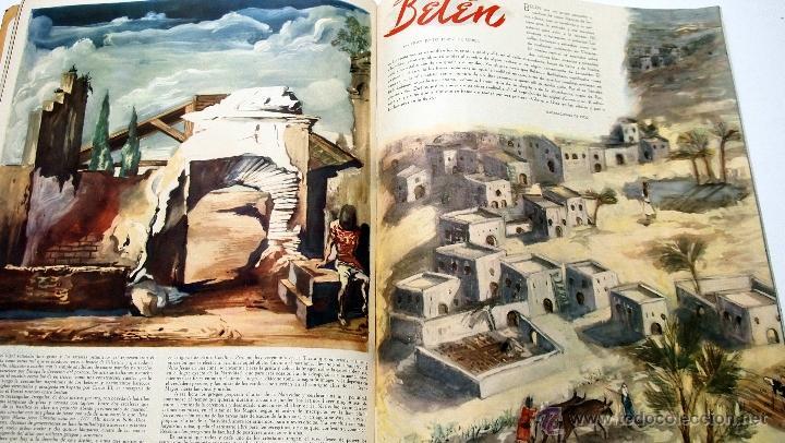 Coleccionismo de Revistas y Periódicos: REVISTA MUNDO HISPANICO NAVIDAD DICIEMBRE 1949 - Foto 3 - 40186836