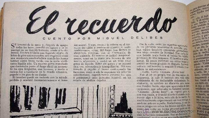 Coleccionismo de Revistas y Periódicos: REVISTA MUNDO HISPANICO NAVIDAD DICIEMBRE 1949 - Foto 4 - 40186836