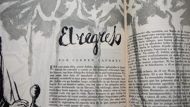 Coleccionismo de Revistas y Periódicos: REVISTA MUNDO HISPANICO NAVIDAD DICIEMBRE 1949 - Foto 5 - 40186836