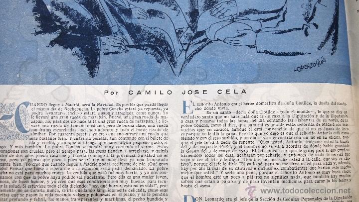 Coleccionismo de Revistas y Periódicos: REVISTA MUNDO HISPANICO NAVIDAD DICIEMBRE 1949 - Foto 7 - 40186836