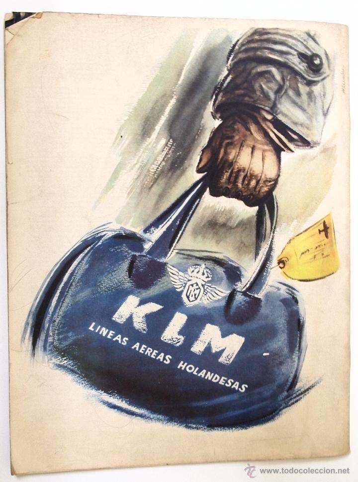 Coleccionismo de Revistas y Periódicos: REVISTA MUNDO HISPANICO NAVIDAD DICIEMBRE 1949 - Foto 8 - 40186836
