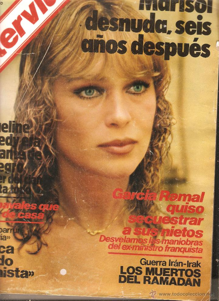 Interviu Portada Marisol Sold Through Direct Sale 40187117