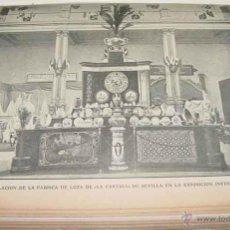 Coleccionismo de Revistas y Periódicos: ANTIGUO TOMO ENCUADERNADO DE REVISTAS BLANCO Y NEGRO - AÑO 1907 - 2º SEMESTRE - DEL NUM. 844 (6 DE J. Lote 38249917