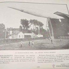 Coleccionismo de Revistas y Periódicos: ANTIGUO TOMO ENCUADERNADO DE REVISTAS BLANCO Y NEGRO - AÑO 1905 - 1º SEMESTRE - DEL NUM. 714 (7 DE E. Lote 38249920