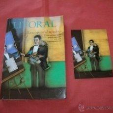 Coleccionismo de Revistas y Periódicos: REVISTA LITORAL Nº 234 LOS OJOS DIBUJADOS. Lote 40341227