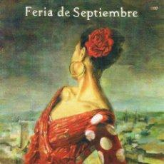 Coleccionismo de Revistas y Periódicos: REVISTA OFICIAL FERIA DE SEPTIEMBRE DE ECIJA 2008. Lote 40532036