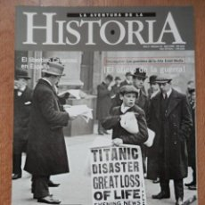 Coleccionismo de Revistas y Periódicos: LA AVENTURA DE LA HISTORIA. AÑO 2. Nº 18. ABRIL 2000 (DOSSIER EL SIGLO DE LA PRENSA) - DIVERSOS AUTO. Lote 39824311
