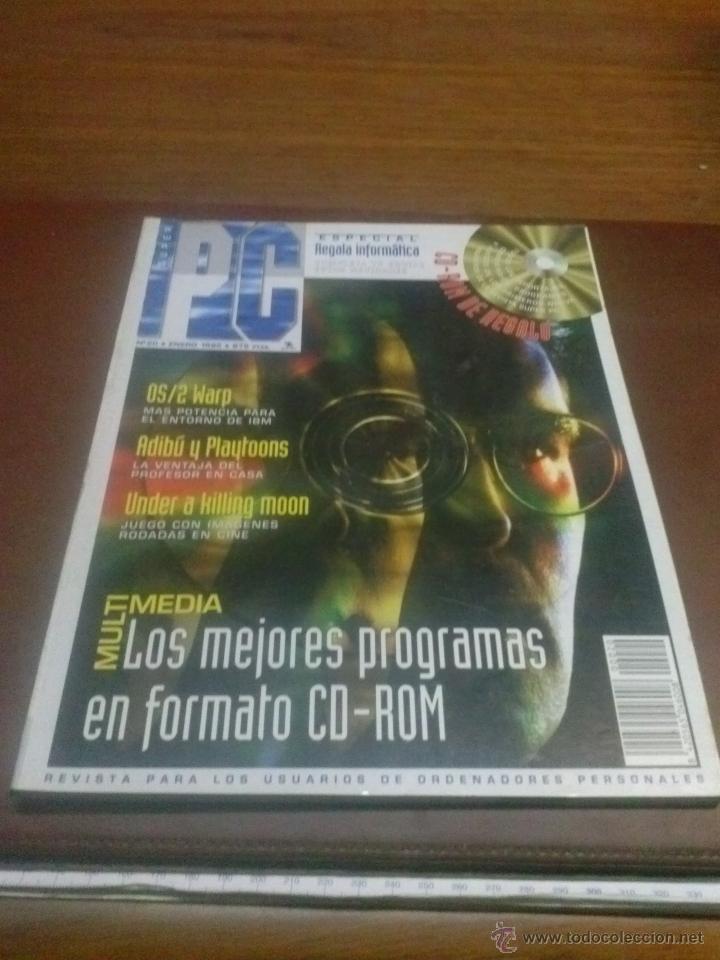 REVISTA SUPER PC Nº 20 (Coleccionismo - Revistas y Periódicos Modernos (a partir de 1.940) - Otros)