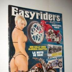 Coleccionismo de Revistas y Periódicos: REVISTA EASYRIDERS Nº 58 / HARLEY-DAVIDSON CUSTOM CHOPPER . Lote 42779574