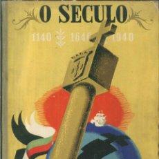 Coleccionismo de Revistas y Periódicos: O SÉCULO. SUPLEMENTO DEDICADO AO IMPERIO COLONIAL PORTUGUÊS.. Lote 40728078