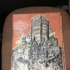 Coleccionismo de Revistas y Periódicos: REVISTA LA CODORNIZ .3 DE OCTUBRE DE 1971. AÑO XXXI. Nº 1559. MADRID, CASTILLO FAMOSO. Lote 40779269