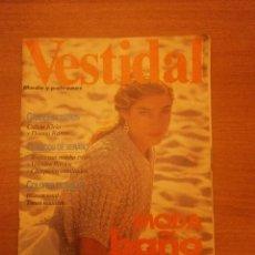 Coleccionismo de Revistas y Periódicos: REVISTA VESTIDAL -Nº 79 - --AO XIV 1992-. Lote 40963420