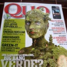 Coleccionismo de Revistas y Periódicos: QUO Nº 188. Lote 40985832