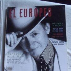 Coleccionismo de Revistas y Periódicos: REVISTA EL EUROPEO Nº 30 MARZO 1991. Lote 41038620