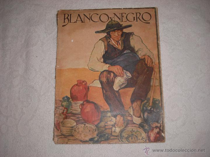 BLANCO Y NEGRO 1924 (Coleccionismo - Revistas y Periódicos Antiguos (hasta 1.939))
