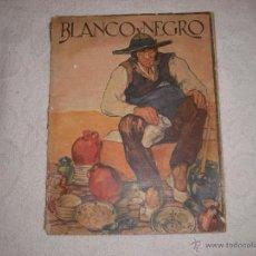 Coleccionismo de Revistas y Periódicos: BLANCO Y NEGRO 1924. Lote 41099972
