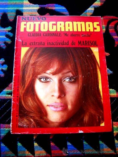 REVISTA FOTOGRAMAS 1969 / MARISOL, PEPA FLORES, CLAUDIA CARDINALE, GENEVIEVE BUJOLD, FRANK SINATRA (Coleccionismo - Revistas y Periódicos Modernos (a partir de 1.940) - Otros)
