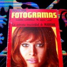 Coleccionismo de Revistas y Periódicos: REVISTA FOTOGRAMAS 1969 / MARISOL, PEPA FLORES, CLAUDIA CARDINALE, GENEVIEVE BUJOLD, FRANK SINATRA. Lote 41121098