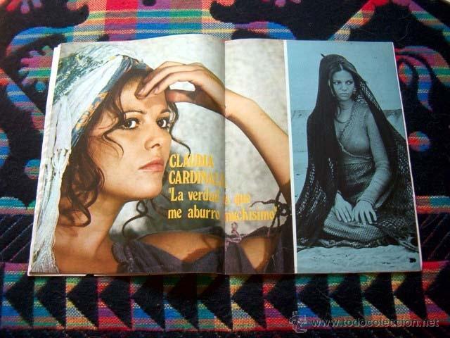 Coleccionismo de Revistas y Periódicos: Revista FOTOGRAMAS 1969 / MARISOL, PEPA FLORES, CLAUDIA CARDINALE, GENEVIEVE BUJOLD, FRANK SINATRA - Foto 3 - 41121098