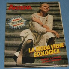 Coleccionismo de Revistas y Periódicos: REVISTA SEMANAL ANTENA,Nº171, MARIVI DOMINGUIN. Lote 41162681