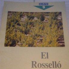 Coleccionismo de Revistas y Periódicos: LES GUIES DEL PUNT EL ROSELLO ANY 1990 . Lote 41174047