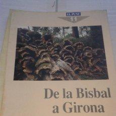 Coleccionismo de Revistas y Periódicos: LES GUIES DEL PUNT DE LA BISBAL A GIRONA ANY 1990 . Lote 41174108