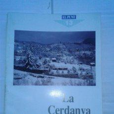 Coleccionismo de Revistas y Periódicos: LES GUIES DEL PUNT LA CERDANYA ANY 1990 . Lote 41174356