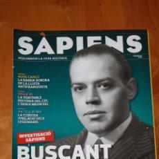 Coleccionismo de Revistas y Periódicos: REVISTA SAPIENS Nº 92. Lote 41302938