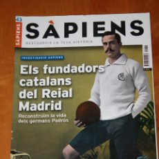 Coleccionismo de Revistas y Periódicos: REVISTA SAPIENS Nº 43. Lote 41302960