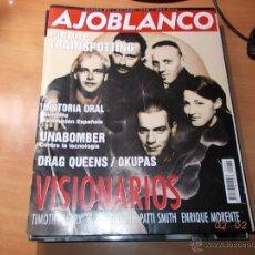 Coleccionismo de Revistas y Periódicos: AJOBLANCO. Lote 41364465