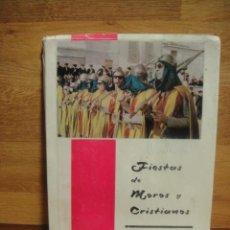Coleccionismo de Revistas y Periódicos: PROGRAMA DE LAS FIESTAS DE MOROS Y CRISTIANOS DE ONIL - AÑO 1966. Lote 41366395