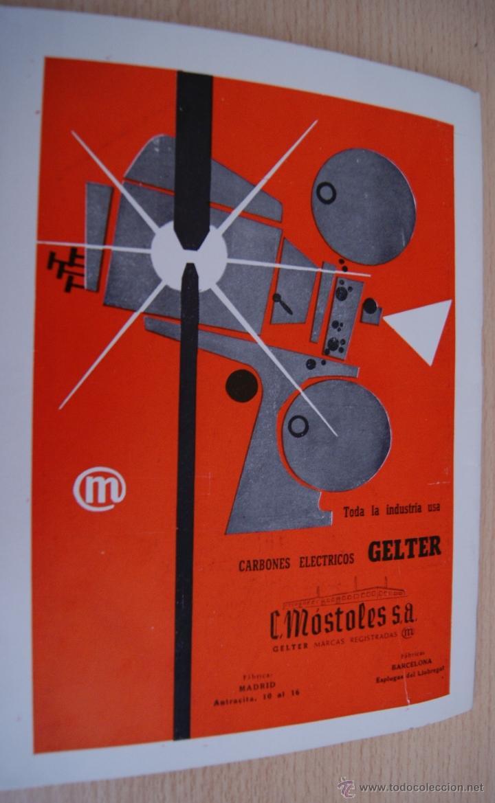Coleccionismo de Revistas y Periódicos: Revista DOLAR Central Nuclear de Zorita Nº163 Julio de 1965 - Foto 3 - 41422258