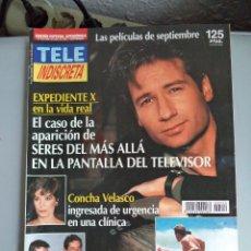 Coleccionismo de Revistas y Periódicos: REVISTA TELE INDISCRETA . . Lote 41490538