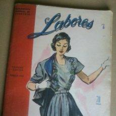 Coleccionismo de Revistas y Periódicos: SUPLEMENTO MENSUAL DE VOSOTRAS.DOS SECCIONES.NºMARZO.AÑO;1949.CONTIENE PATRONES Y PUBLICIDAD. Lote 41534979