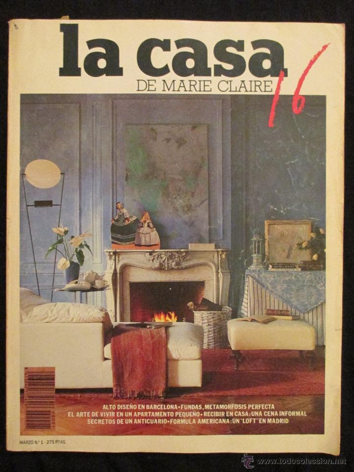 Revistas de decoracion de casas with revistas de decoracion rustica affordable revista - Marie claire casa ...