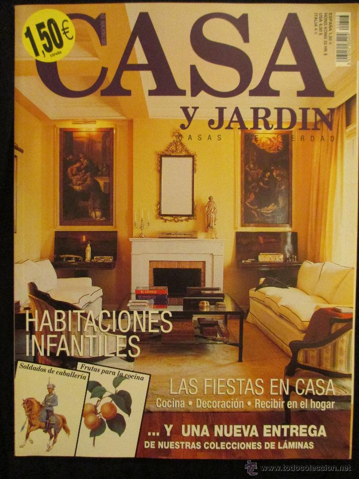 Revistas decoracion casas elegant revista de decoracin for Casa y jardin revista pdf