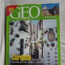 Coleccionismo de Revistas y Periódicos: REVISTA GEO Nº 140 SEPTIEMBRE 1998. Lote 41588088