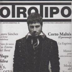 Coleccionismo de Revistas y Periódicos: OTROTIPO , REVISTA COLECCIONABLE 1ª ENTREGA CON SEPARATA. Lote 41682074