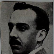 Coleccionismo de Revistas y Periódicos: RECORTE DE PRENSA ORIGINAL DE 1915. FOTOGRAFIA FRANCISCO HOSTENCH, PERIODISTA . Lote 41720417