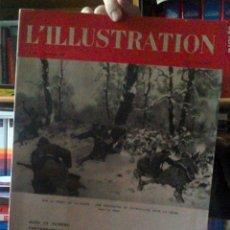 Coleccionismo de Revistas y Periódicos: REVISTA L'ILLUSTRATION 3 DE FEBRERO 1940. NOTICIAS 2º GUERRA MUNDIAL. Lote 41725970