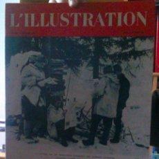 Coleccionismo de Revistas y Periódicos: REVISTA L'ILLUSTRATION 25 DE MARZO 1940. NOTICIAS 2º GUERRA MUNDIAL. Lote 41726023