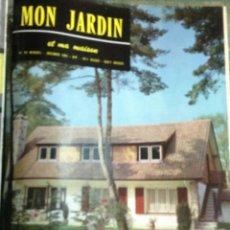 Coleccionismo de Revistas y Periódicos: MON JARDIN (LOTE DE REVISTAS EN FRANCES). Lote 41737311