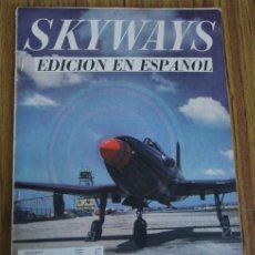 Coleccionismo de Revistas y Periódicos: REVISTA - SKYWAYS - EDICION EN ESPAÑOL - MARZO 1948 . Lote 41811149