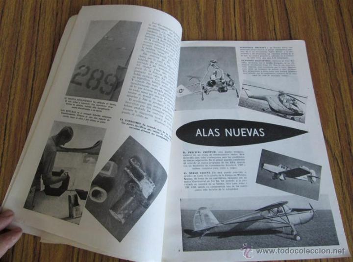 Coleccionismo de Revistas y Periódicos: Revista - SKYWAYS - edicion en español - marzo 1948 - Foto 3 - 41811149