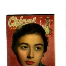 Coleccionismo de Revistas y Periódicos: CHICAS LA REVISTA DE LOS 17 AÑOS Nº 206 AÑO 1954. Lote 41926711
