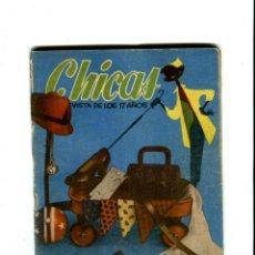 Coleccionismo de Revistas y Periódicos: CHICAS LA REVISTA DE LOS 17 AÑOS Nº 221 AÑO 1954. Lote 41926713