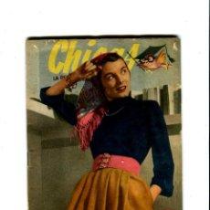 Coleccionismo de Revistas y Periódicos: CHICAS LA REVISTA DE LOS 17 AÑOS Nº 223 AÑO 1954. Lote 41926715