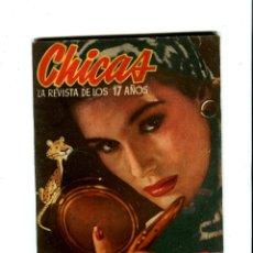 Coleccionismo de Revistas y Periódicos: CHICAS LA REVISTA DE LOS 17 AÑOS Nº 225 AÑO 1954. Lote 41926720