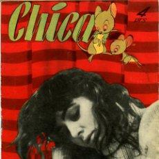 Coleccionismo de Revistas y Periódicos: CHICAS LA REVISTA DE LOS 17 AÑOS Nº 191 AÑO 1954. Lote 41931435