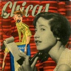 Coleccionismo de Revistas y Periódicos: CHICAS LA REVISTA DE LOS 17 AÑOS Nº 141 AÑO 1953. Lote 41933325